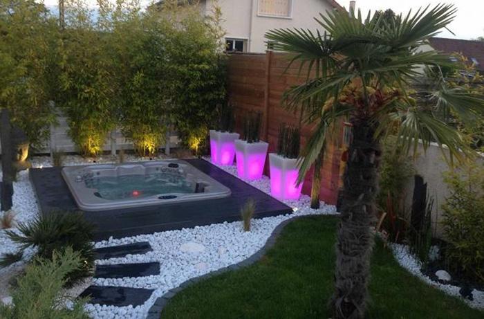 spa jardin